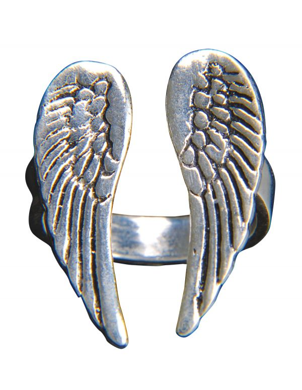 Wings Ring Gold