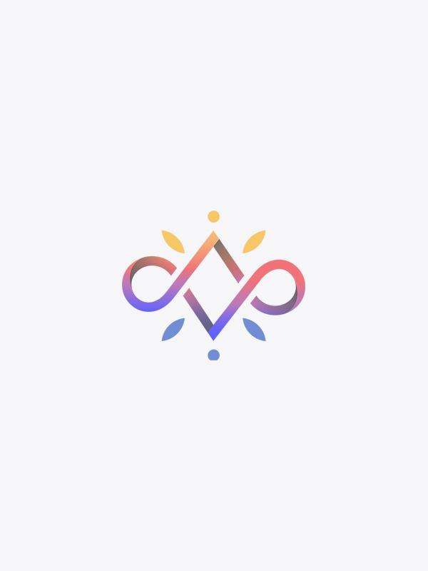 Gemstone circle Ring